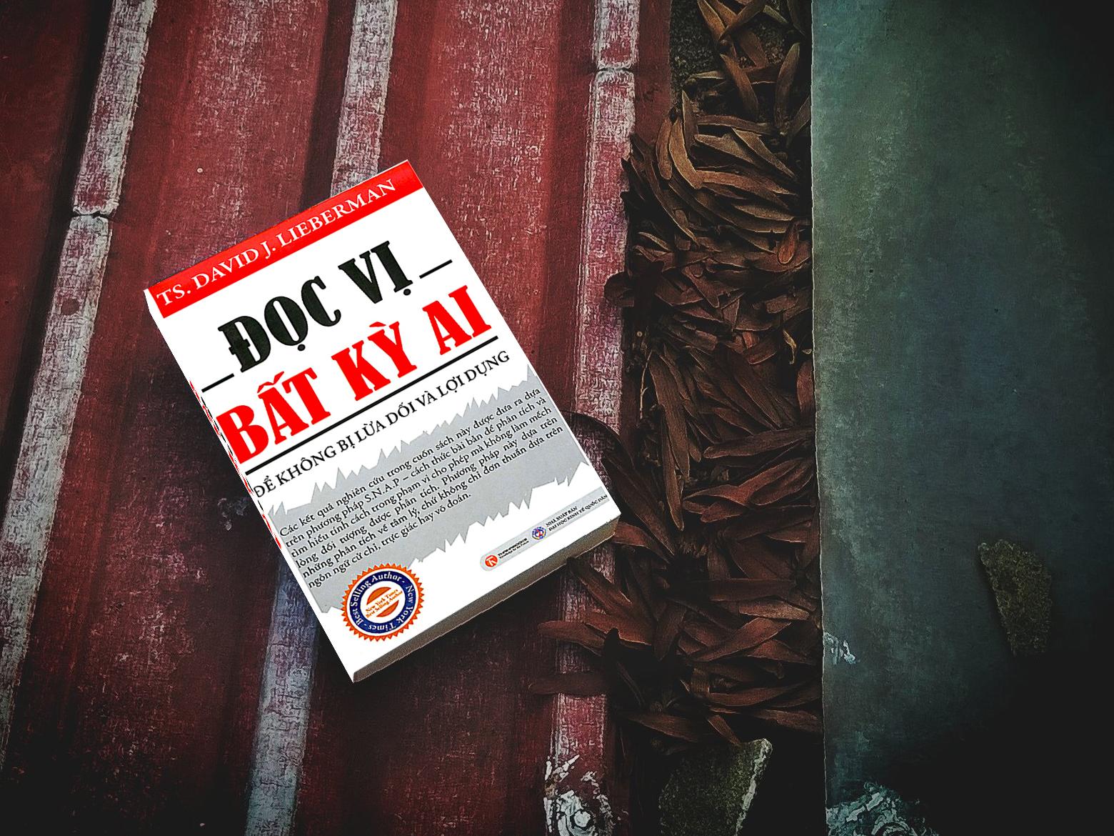 """6 – Review Book: """"Đọc vị bất kỳ ai"""" – Cuốn sách đọc không chỉ tránh bị lừa  mà còn để hiểu hơn cho bản thân mình – Annie's Things"""